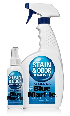 BlueMarble Stain & Odor Remover Convenience Pack